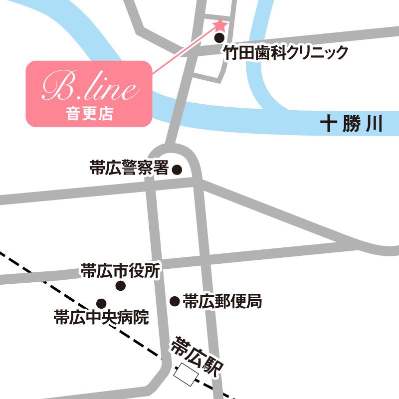 音更店地図